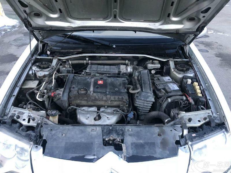 雪铁龙爱丽舍 2008款 1.6L 手动 三厢轿车 标准型 (国Ⅳ)