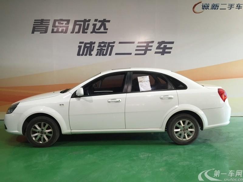 别克凯越 2015款 1.5L 手动 经典型 (国Ⅴ)
