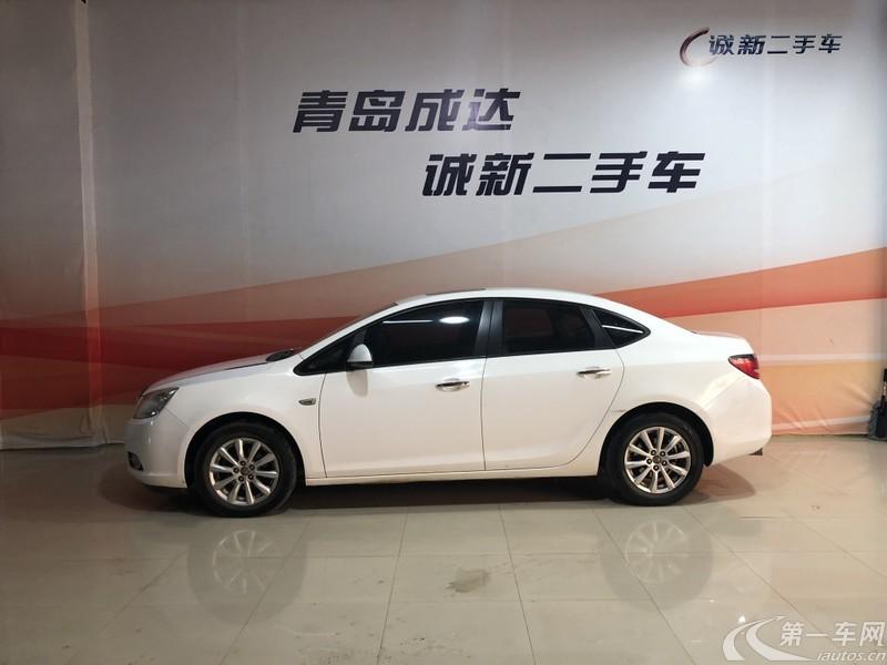 别克英朗GT 2013款 1.6L 自动 时尚型 (国Ⅳ)