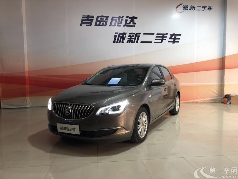 别克英朗GT 2017款 1.5L 手动 15N进取型 (国Ⅴ)