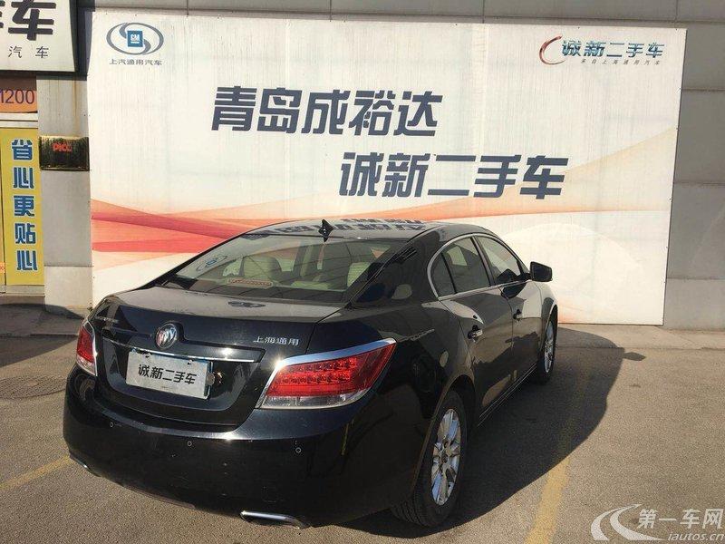 别克君越 2010款 2.4L 自动 豪雅型 (国Ⅳ)