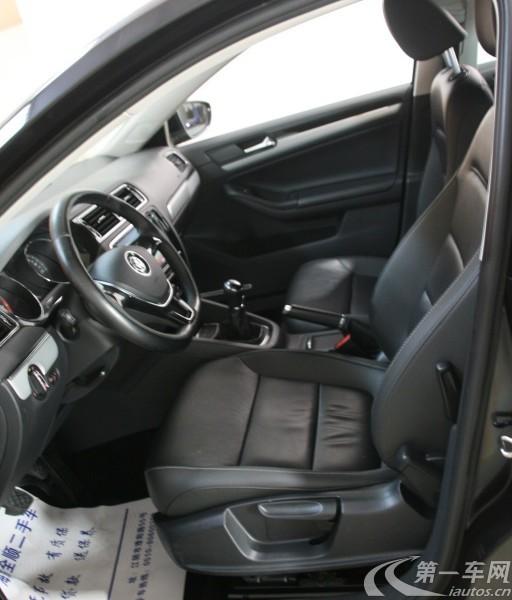 大众速腾 2014款 1.6L 手动 舒适型 (国Ⅳ)
