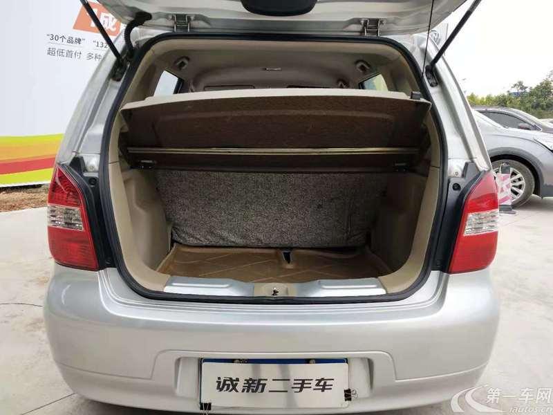 日产骊威 2010款 1.6L 自动 GX劲锐版标准型 (国Ⅳ)