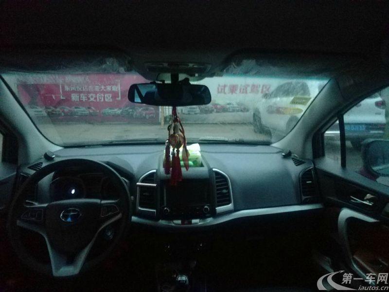 江淮瑞风S3 2014款 1.5L 手动 豪华智能型 (国Ⅳ)
