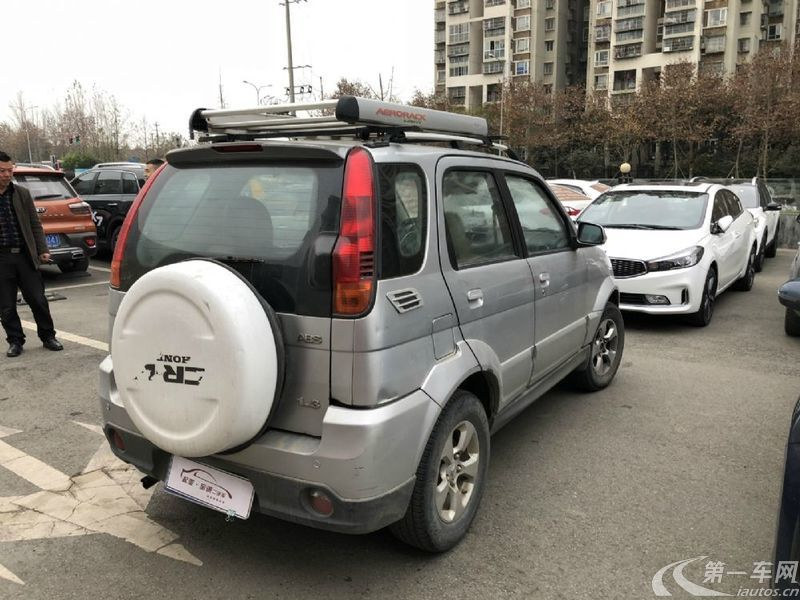 众泰5008 2009款 手动 标准型 汽油