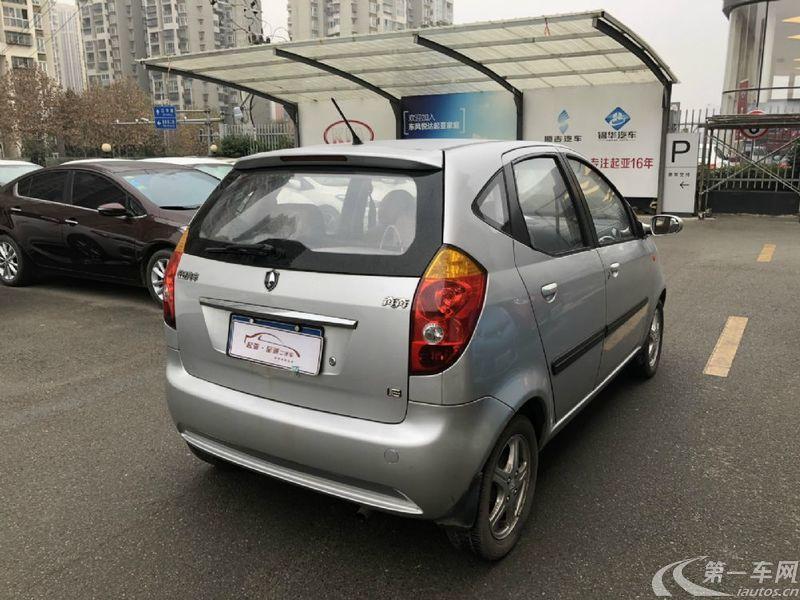 长安奔奔 2007款 1.3L 手动 超值型 (国Ⅱ)