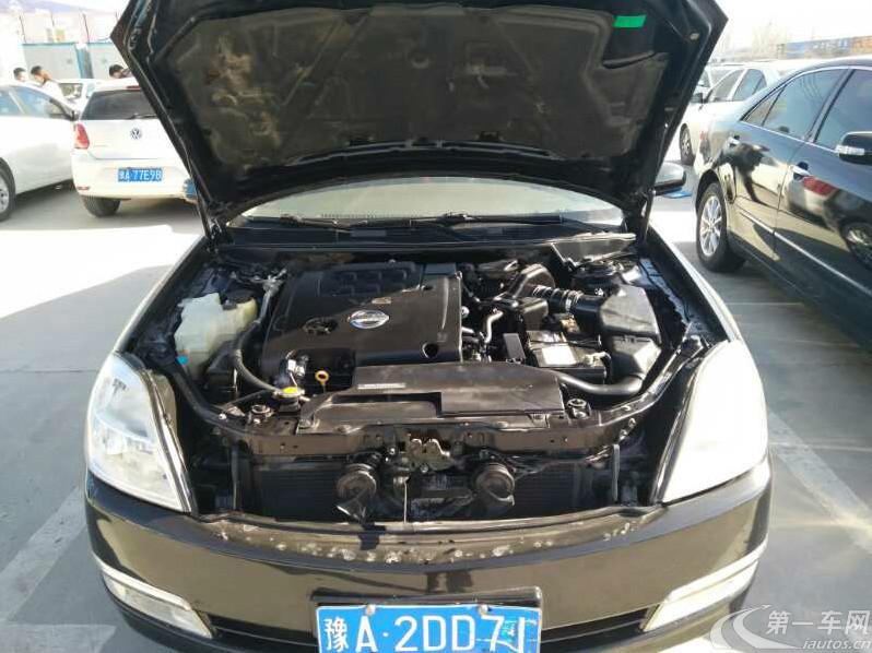 日产天籁 2006款 2.3L 自动 豪华型 (国Ⅲ)