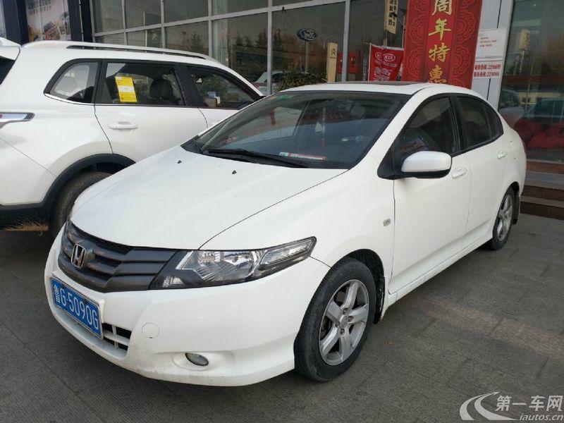 本田锋范 2008款 1.5L 手动 舒适型 (国Ⅳ)
