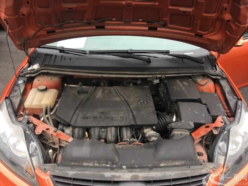 福特福克斯 2009款 1.8L 手动 两厢轿车 舒适型 (国Ⅲ带OBD)