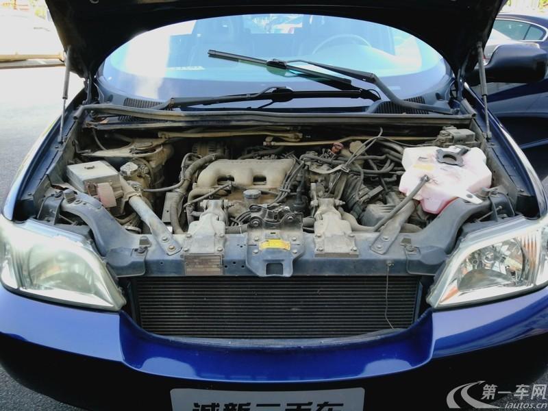 别克GL8 2008款 2.5L 自动 7座 GT精英型 (国Ⅳ)