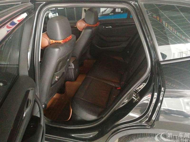宝马X1 25i [进口] 2010款 3.0L 自动 四驱 汽油