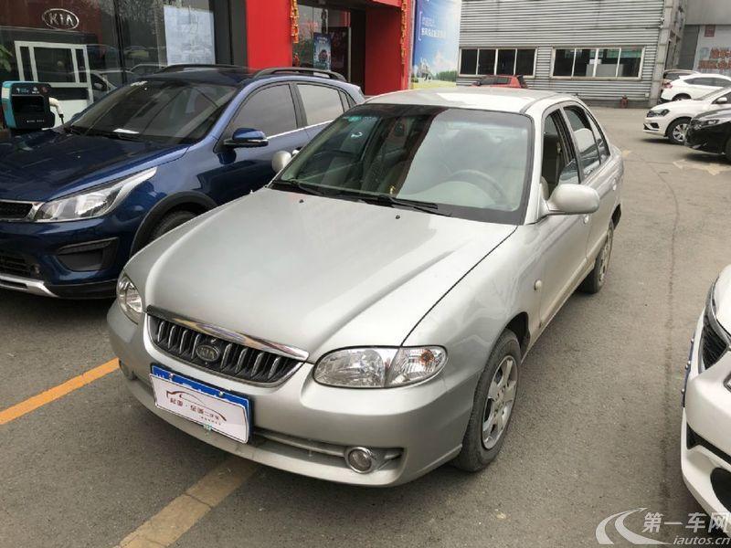 起亚千里马 2005款 1.3L 自动 GL (国Ⅱ)