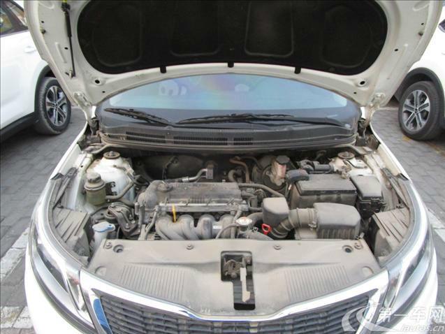 起亚K2 2011款 1.4L 自动 GLS (国Ⅳ)