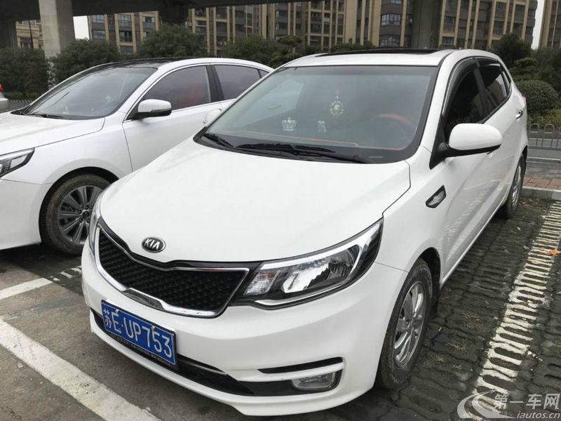 起亚K2 2015款 1.4L 手动 GLS炫酷版 (国Ⅴ)