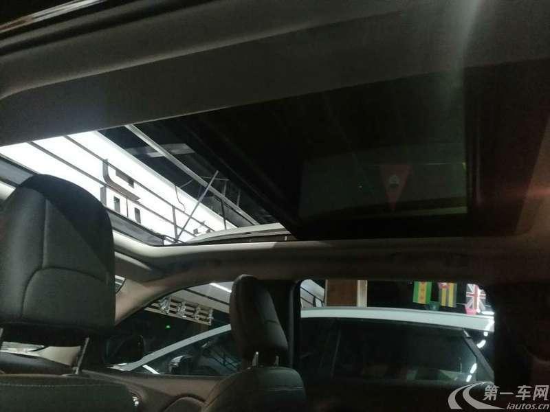 吉普自由光 2017款 2.4L 自动 领先版智能包 (国Ⅴ)