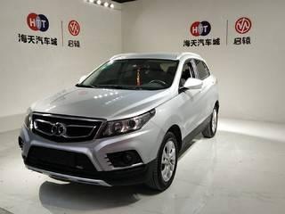 北京汽车绅宝D50 1.5L 手动 舒适超值导航版