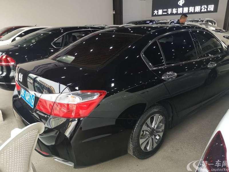 本田雅阁 2015款 2.0L 自动 舒适版LX (国Ⅳ)