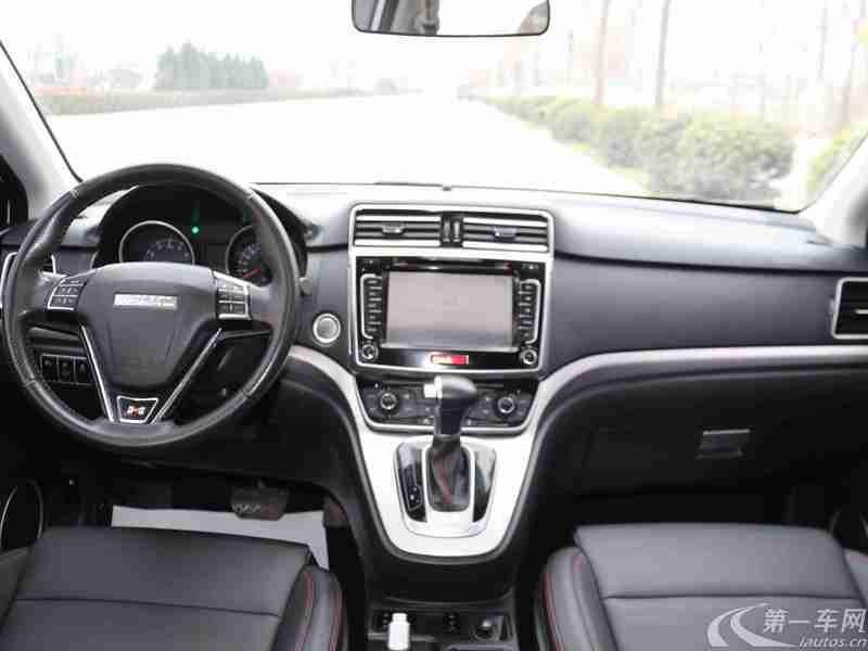 长城哈弗H6 2015款 1.5T 自动 前驱 运动版豪华型 (国Ⅴ)