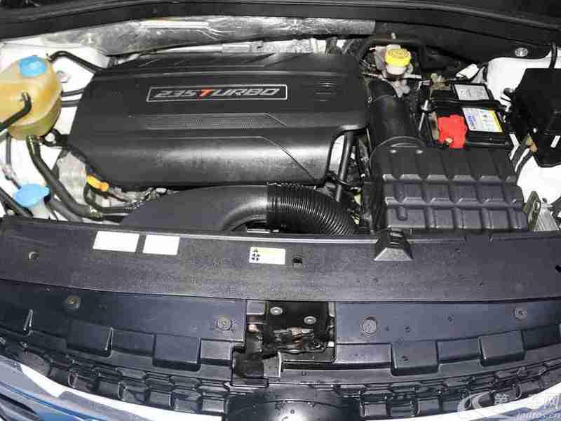 传祺GS4 2015款 1.3T 手动 200T舒适版 (国Ⅴ)