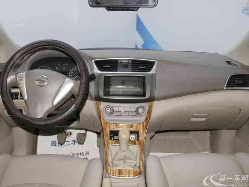 日产轩逸 2012款 1.6L 手动 XL豪华版 (国Ⅳ)