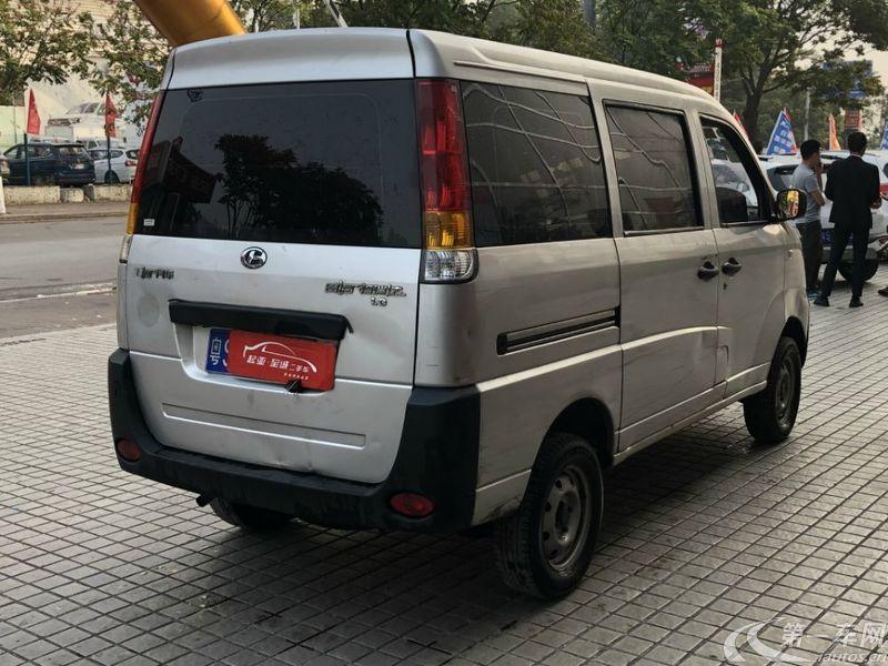 昌河福瑞达 2009款 1.0L 手动 8座 鸿运版EC型 (国Ⅳ)
