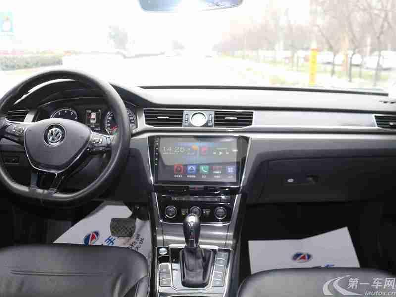 大众帕萨特 2016款 2.0T 自动 汽油 380TSI御尊版 (国Ⅴ)