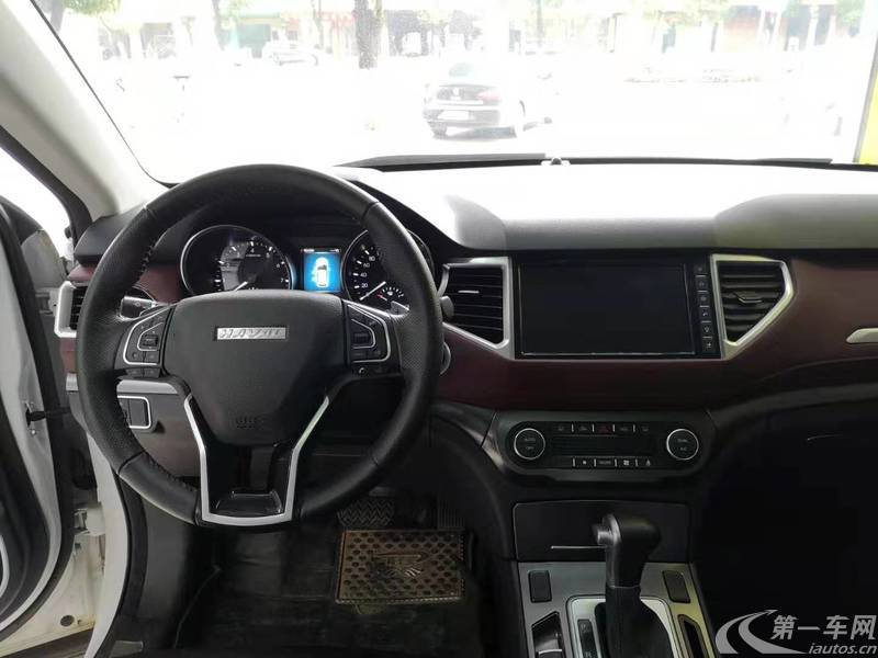 长城哈弗H6 Coupe 蓝标 2015款 2.0T 手动 精英型 (国Ⅴ)