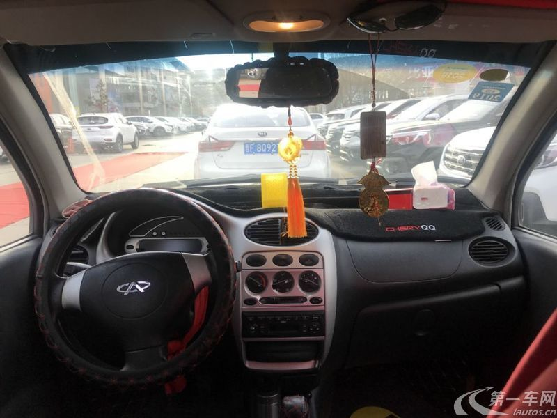 奇瑞QQ3 2012款 1.0L 手动 5门5座两厢车 运动版启航型 (国Ⅳ)