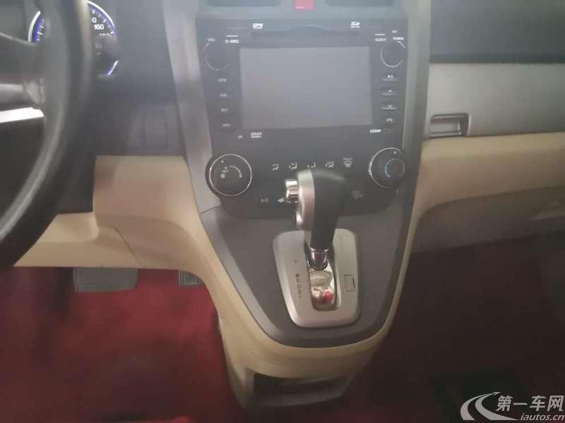 本田CR-V思威 2010款 2.0L 自动 前驱 都市型 (国Ⅳ)