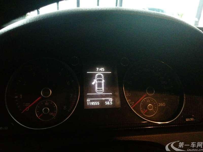 大众迈腾 2013款 2.0T 自动 汽油 豪华型 (国Ⅳ)
