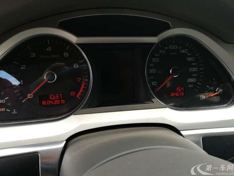 奥迪A6L TFSI 2011款 3.0T 自动 豪华型 (国Ⅳ)