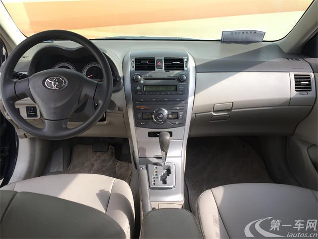 丰田卡罗拉 2007款 1.6L 自动 GL (国Ⅲ带OBD)