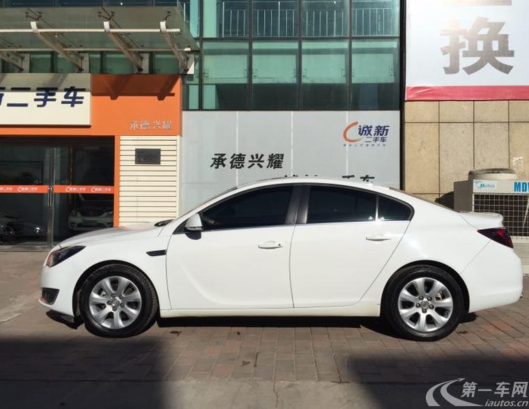 别克君威 2015款 2.0L 自动 领先时尚型 (国Ⅴ)