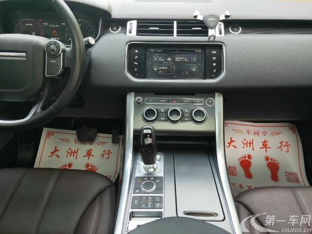 路虎揽胜运动版 [进口] 2016款 3.0T 自动 四驱 HSE美规版平行进口 (欧Ⅴ)