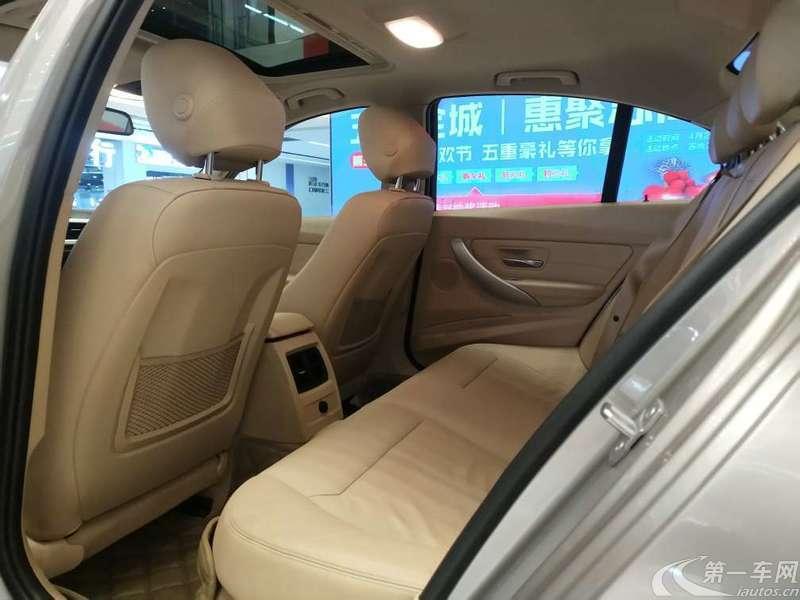 宝马3系 320i 2014款 2.0T 自动 汽油 M时尚型 (国Ⅳ)
