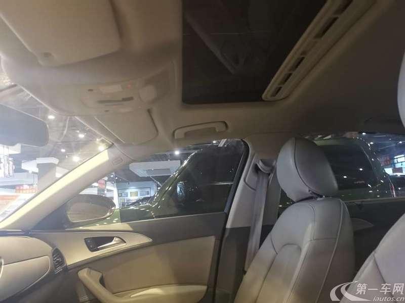 奥迪A6L 30FSI 2012款 2.5L 自动 豪华型 (国Ⅳ)