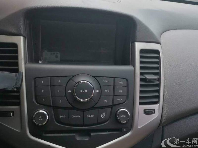 雪佛兰科鲁兹 2012款 1.6L 自动 SL天地版 (国Ⅳ)