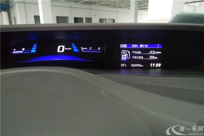 本田思域 2012款 1.8L 自动 舒适版 (国Ⅳ)