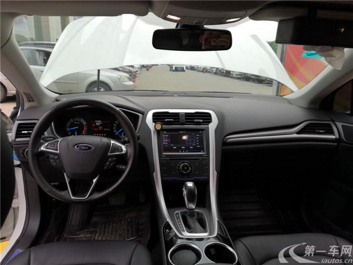 福特蒙迪欧 2013款 1.5T 自动 GTDi180舒适型 (国Ⅴ)