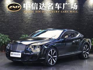 宾利欧陆 GT 6.0T 自动 Speed