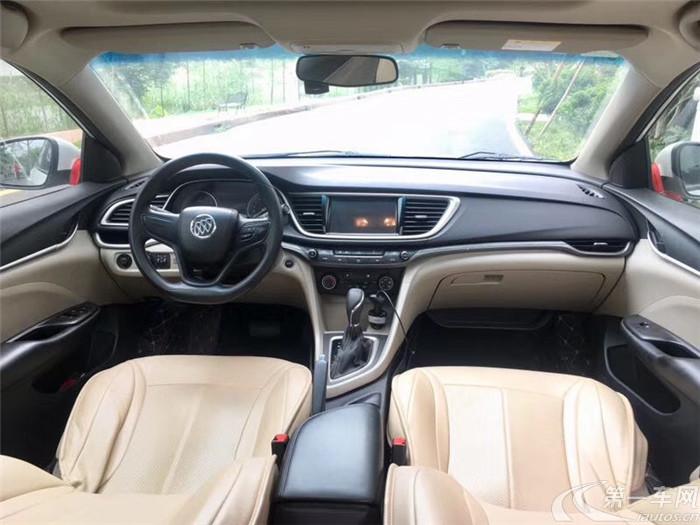 别克英朗GT 2016款 1.4T 自动 18T精英型 (国Ⅴ)