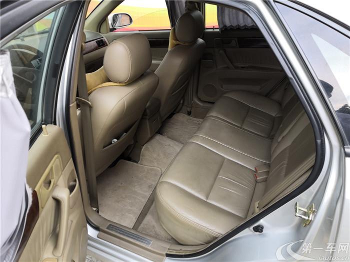别克凯越 2005款 1.6L 手动 LE舒适型 (国Ⅲ)
