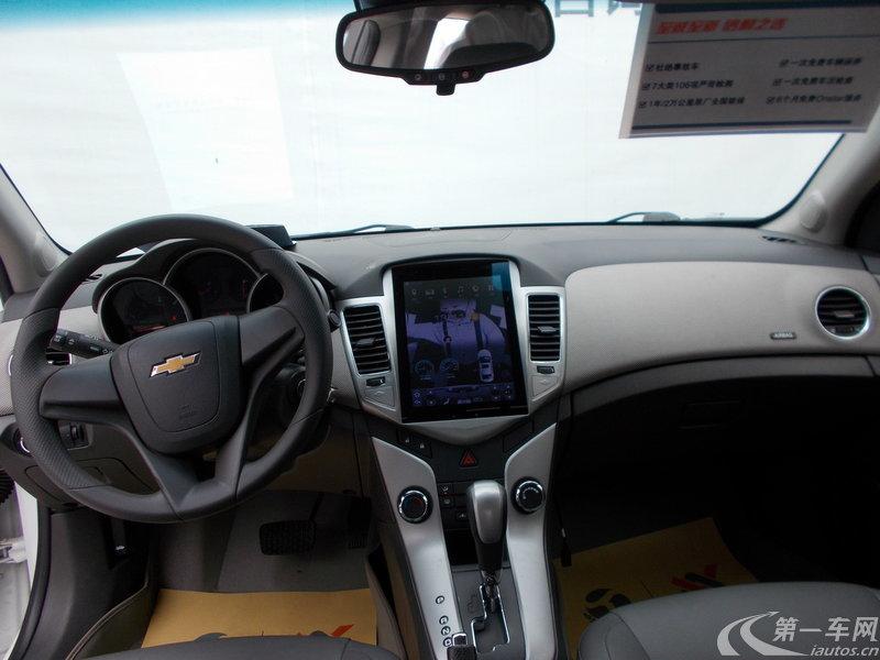 雪佛兰科鲁兹 2013款 1.8L 自动 SE-WTCC版 (国Ⅳ)
