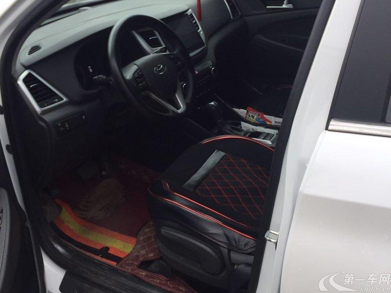 现代途胜 2015款 2.0L 自动 前驱 舒适型 (国Ⅳ)