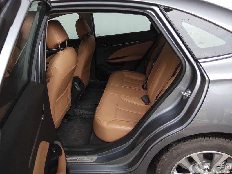 别克英朗GT 2018款 1.3T 自动 18T旗舰型 (国Ⅴ)