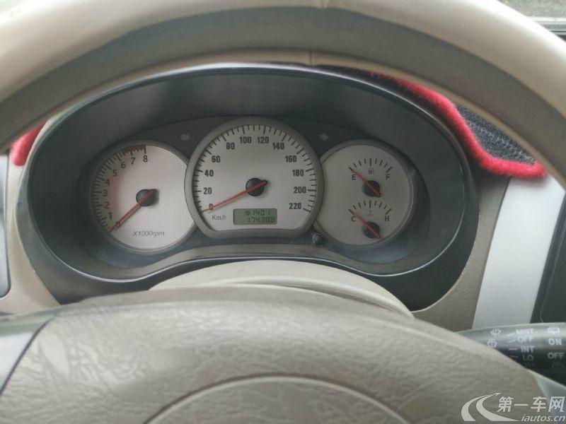 奇瑞瑞虎 2007款 1.6L 手动 前驱 舒适型 (国Ⅲ带OBD)