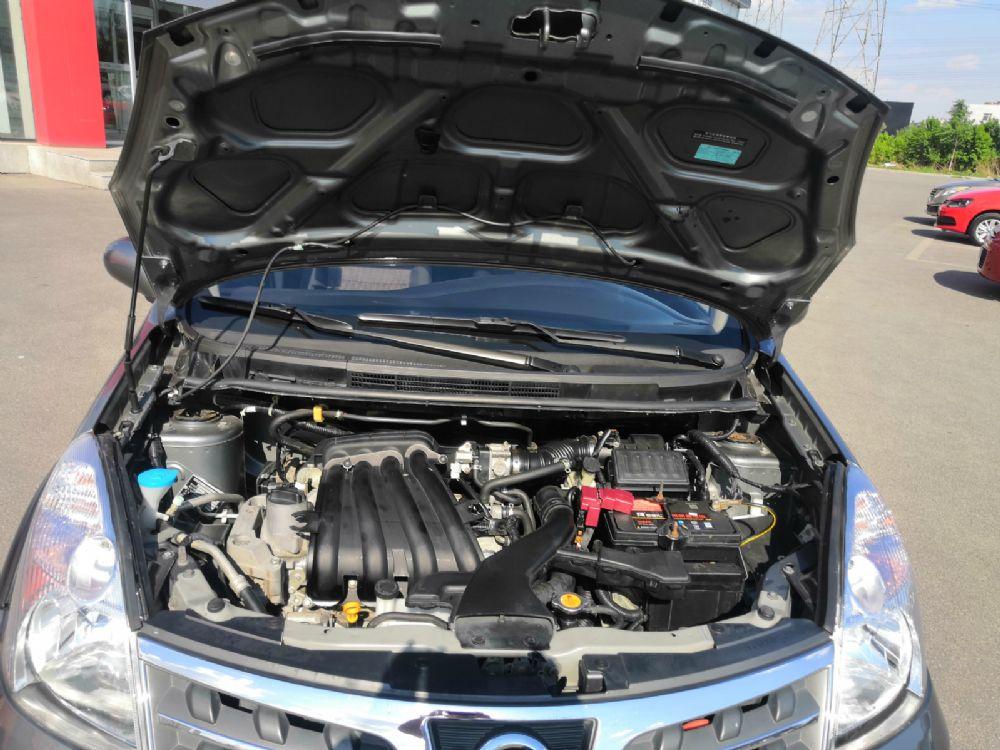日产骊威 2010款 1.6L 手动 GX劲锐版标准型 (国Ⅲ带OBD)