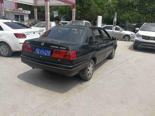 大众桑塔纳2000 1.8L 自动 GSi俊杰