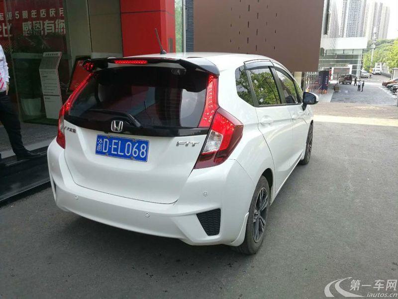 本田飞度 2016款 1.5L 自动 5门5座两厢车 舒适型 (国Ⅴ)
