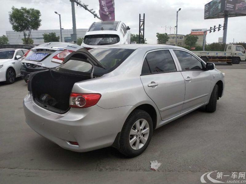 丰田卡罗拉 2007款 1.6L 自动 GL (国Ⅳ)